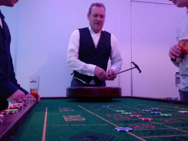Casino feest avond Overijssel